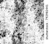 grunge black white. monochrome... | Shutterstock . vector #792982441