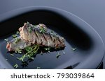 Grilled Sardines With Olive Oi...