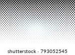 light blue vector red banner... | Shutterstock .eps vector #793052545