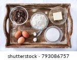 Baking Ingredients For...