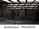 stone hall 3d rendering | Shutterstock . vector #793169374