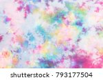 Tie Dye Pattern Abstract...