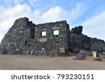Large Ancient Gold Mine Ruins...