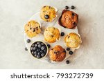 Homemade Muffins With...