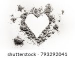 Romantic Heart Love Symbol Mad...