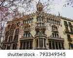 Barcelona Historical Building