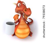dragon   Shutterstock . vector #79338073