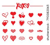 Heart Clipart For Valentine's...