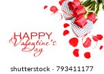 holiday background for... | Shutterstock . vector #793411177