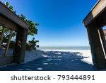 usa  florida  perfect white... | Shutterstock . vector #793444891