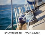 details of sailing equipment on ...