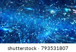 Internet network background. Concept of internet sharing - stock photo