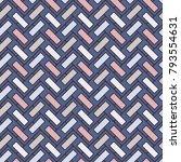herringbone wallpaper. abstract ... | Shutterstock .eps vector #793554631