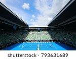 melbourne  australia   january... | Shutterstock . vector #793631689