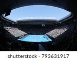 melbourne  australia   january... | Shutterstock . vector #793631917