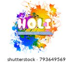 nice and beautiful abstract for ... | Shutterstock .eps vector #793649569