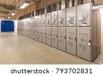 electrical switchgear... | Shutterstock . vector #793702831