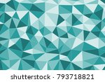 low poly mosaic background ...