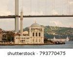 bosphorus bridge turkey istanbul | Shutterstock . vector #793770475