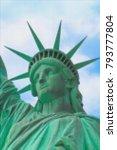 Statue Of Liberty   New York...