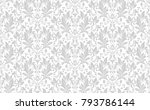 wallpaper in the style of... | Shutterstock .eps vector #793786144