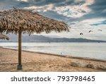 Northern Shore Of The Aqaba...