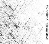 abstract grunge grey dark... | Shutterstock . vector #793808719