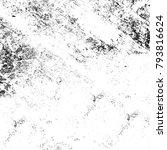 abstract grunge grey dark... | Shutterstock . vector #793816624