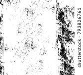 abstract grunge grey dark... | Shutterstock . vector #793826761