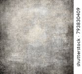 grunge old texture as abstract... | Shutterstock . vector #793830409