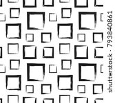 seamless vector pattern with...   Shutterstock .eps vector #793840861