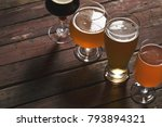 pale  dark  unfiltered pale and ... | Shutterstock . vector #793894321