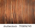aged wood slats wall background ... | Shutterstock . vector #793896745