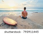 Surfing And Meditation....