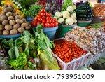 Fruit And Vegetables Market...