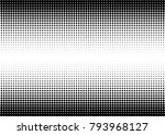 halftone background. points... | Shutterstock .eps vector #793968127