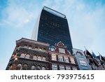 london  uk   circa january ... | Shutterstock . vector #793975615