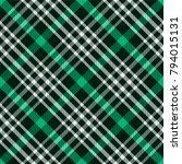 seamless traditional scottish... | Shutterstock .eps vector #794015131