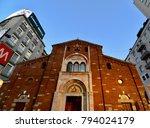 milano duomo  church   Shutterstock . vector #794024179