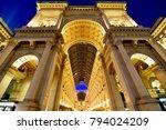 milano duomo  church   Shutterstock . vector #794024209