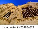 milano duomo  church   Shutterstock . vector #794024221