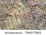 Military Camouflage Background  ...