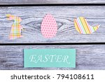 Easter Paper Decorations  Top...