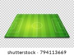 vector illustration of football ... | Shutterstock .eps vector #794113669
