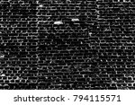 abstract background. monochrome ... | Shutterstock . vector #794115571