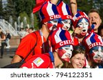 saint petersburg  russia. july... | Shutterstock . vector #794122351
