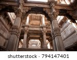 wells underground palaces of... | Shutterstock . vector #794147401