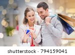 sale  consumerism  technology... | Shutterstock . vector #794159041