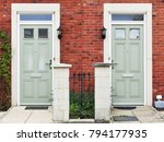 view of neighbouring house... | Shutterstock . vector #794177935