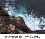royal national park waves... | Shutterstock . vector #794182969
